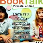 Book talk – pentru tinerii coolti