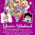 Junior weekend – sambata, la CityMall