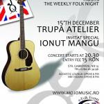 Concert Trupa Atelier in Mojo