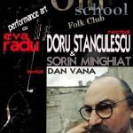 Recital Doru Stanculescu si Sorin Minghiat