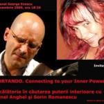Performance interactiv cu Irinel Anghel si Sorin Romanescu