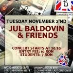 Concert folk Jul Baldovin