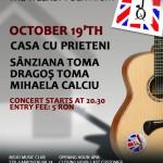 """Concert folk """"Casa cu prieteni"""""""