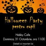 Halloween Party pentru copii