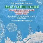 Concert de Craciun – formatia Anton Pann