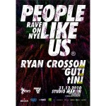 People Like US rave on NYE – Revelion 2011