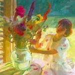 Atelier practic de aranjamente florale