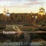 """Spectacolul de teatru """"Ivanov"""""""