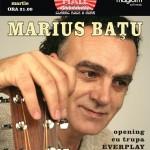 Marius Batu concerteaza in Music Hall