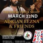 Concert Adi Bezna si Catalin Ungureanu