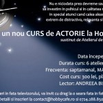 CURS de ACTORIE la Hobby Cafe