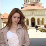 Iulia Mladin la Alba Iulia