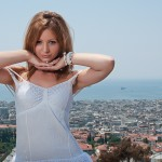 Iulia Mladin, zeita in Grecia