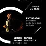 Accordion Jazz cu Emy Dragoi