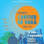 Bucuresti – Cartier de vara