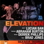 Concert Elevation Trupa de Jazz din New York