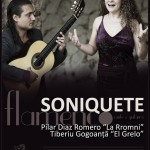 SONIQUETE. Concert extraordinar de flamenco la Clubul Taranului