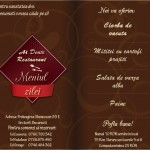 Restaurant Al Dente – super offer!