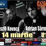 Adrian Sarmasan si Laszlo Kovacs in Sinner's Club