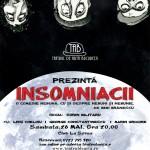 Insomniacii – comedie în club La Scena