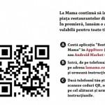 Restaurant La Mama pe SmartPhone