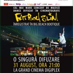 Fatboy Slim @ Grand Cinema Digiplex