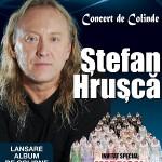 Concert de colinde Stefan Hrusca