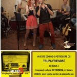 Friends night – live music