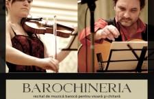 Barochinerii pentru vioara si chitara