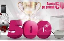 Magazinul Catalin Botezatu ofera 500 de Cadouri