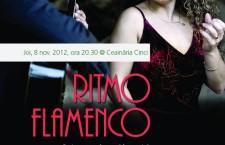 RITMO FLAMENCO – concert Pilar Diaz Romero & Tiberiu Gogoanta