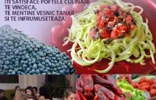 Raw vegan dinning la Tortuga