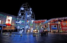 Extravaganza promotiilor de Craciun in Baneasa Shopping City