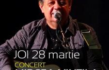 Concert Mircea Vintila la Aida Pub