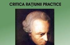 Lansare Opere Immanuel Kant