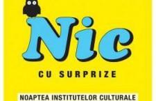 Noaptea Institutelor Culturale 2013