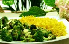 Bufet Suedez Vegetarian – organizat de SVR si Satya