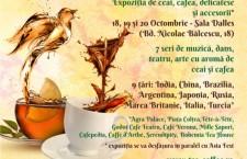 Tea&Coffee Festival 2013 – Festivalul Ceaiului si al Cafelei