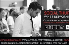 Social Thursday – Wine & Networking Event