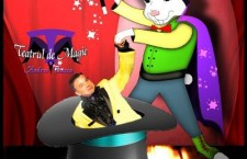Spectacol de magie pentru copii – Sala Dalles