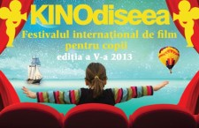 KINOdiseea – festival de film pentru copii