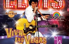 Rob Kingsley in Viva Las Vegas, la Hard Rock Cafe