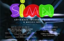 Saptamana Internationala a Muzicii Noi – editia 24