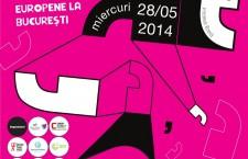 Noaptea Literaturii Europene la Bucuresti – 2014