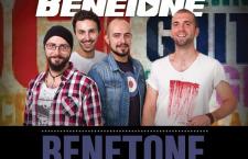 BENETONE Band incepe sezonul de concerte LIVE in MojoClub