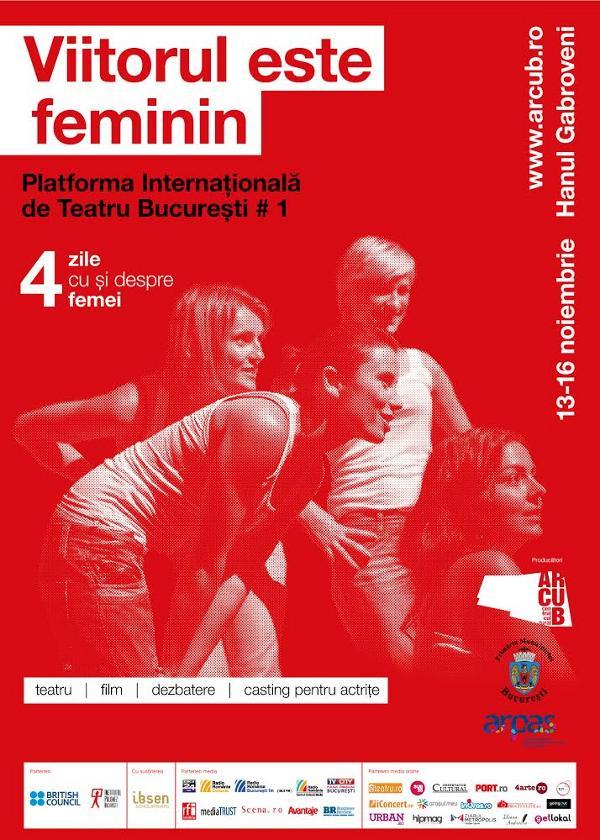 Platforma Internationala de Teatru Bucuresti