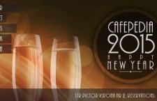 "Revelion 2015 ""Cafepedia"""