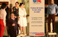 Comedia TOC TOC – pe scena salii Epika din Grand Cinema&More din Baneasa Shopping City