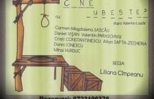 """""""Cine iubește?"""" – după Valentin Lazăr. Regia: Liliana Cîmpeanu"""