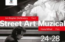 Street Art Muzical – parcurile Bazilescu și Kiseleff